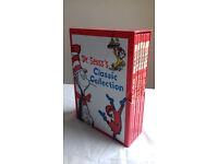 Dr. Seuss children's books - lot in VGC