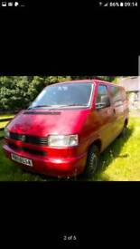 Vw t4 1.9td BREAKING FOR SPARES