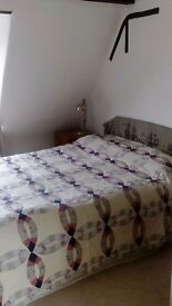 Double room with own bathroom