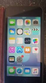 Apple iPod touch 5th generation 64gb grey excellent condition