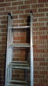 Extending Ladder