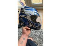 Kids motorbike/quad helmet