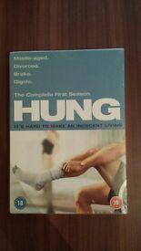 Hung Season 1 DVD (unused)