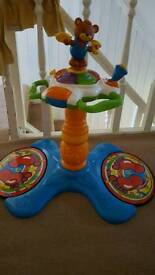 Vtech dance and sing tower