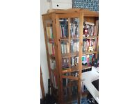 China Cabinet/Book shelf £60