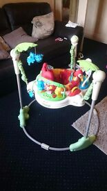 Jumperoo - Fisher Price Rainforest.