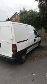 hi citroen dispatch 1.9 diesel spares repair