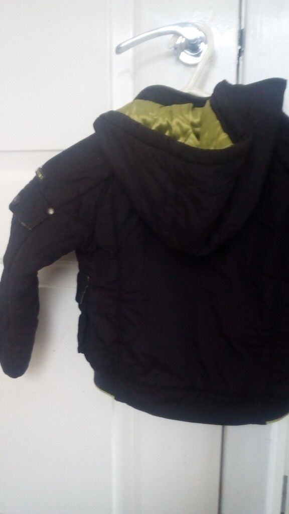 060b05ac3ddf3 Boys Ted baker jacket age 3 to 4 years
