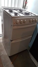 Freestanding Gas Cooker - Double oven