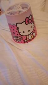 Hello kitty lightshade