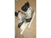 CCM 2.0 Exo-Skel 88 ice skates size 42 as new with guards
