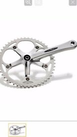Miche Express Track Chainset - 170 X 48T