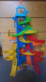 Fisher price Little People toy garage