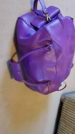 M&S weekend holdall bag
