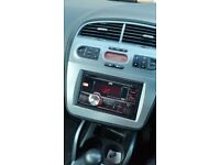 Leon/Altea/Toledo - JVC KW-DB60AT Double Din Car Stereo (DAB Tuner) inc. fitting kit