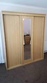 3 sliding door wardrobe