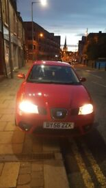 Seat ibiza 1.4 2006 for sale 100 milles on clock