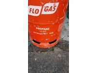Empty propane 11kg bottle