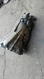 Mercedes 190 e auto gear box