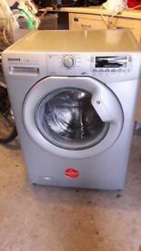 **HOOVER**7 KG**SILVER**WASHING MACHINE**ENERGY RATING: A+** COLLECTION\DELIVERY**