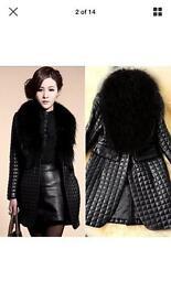 Ladies fur coat