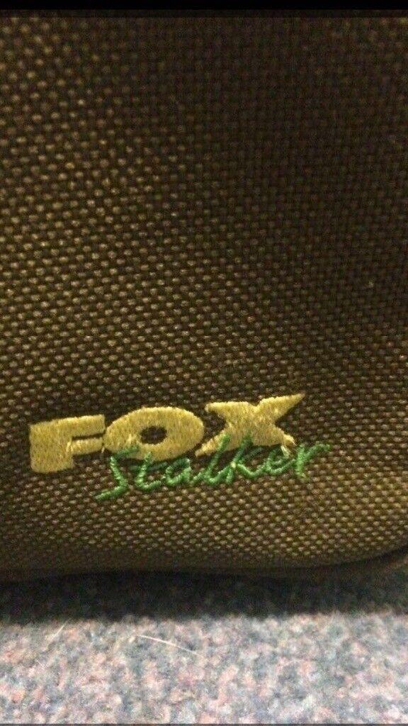 CARP FISHING FOX BAG X 2 AVAILABLE