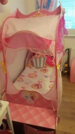 Disney Princess Bed with Canopy