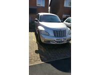 Chrysler PT cruiser Touring 20 DL Grey 02 Plate