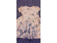 Girls dress 18-24 months mamas and papas