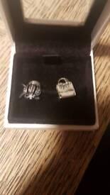 2 Pandora charms in box brandnew