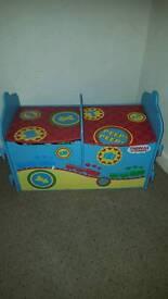 Thomas the tank toy box