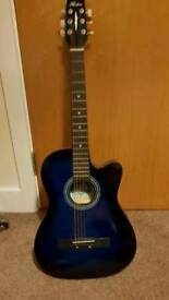 No longer available-3/4 size acoustic guitar, free