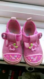 Infant baby shoes size 22