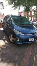 Toyota Previa LPG leather 8 seater