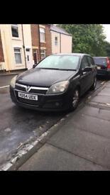 Vauxhall astra (Diesel)54plate