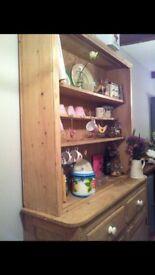 Farmhouse kitchen dresser