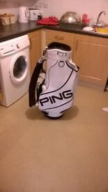 ping golf bag for sale