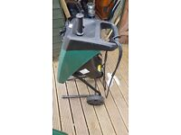 Garden wood chipper for sale - only £15.00