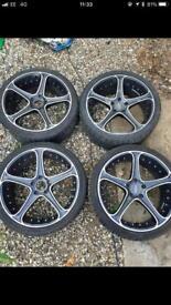 """19"""" Dotz Alloy wheels"""