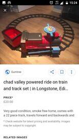 Elecronic kids train