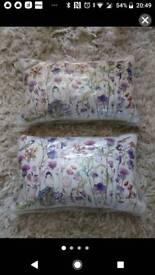 Laura Ashley cushions x2