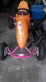 Berg Roxy Go Kart