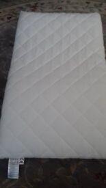 Wedge shaped cushion