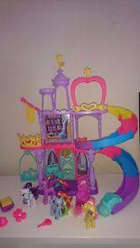 My little pony twilight sparkle rainbow kingdom