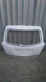 VAUXHALL ANTARA TAILGATE BOOT LID WHITE 2006-2015 GENUINE PART REF: A8