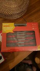 8 piece screwdriver set