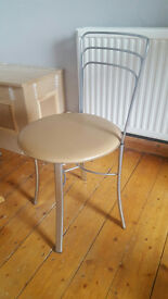 Four John Lewis dining table chairs available for sale