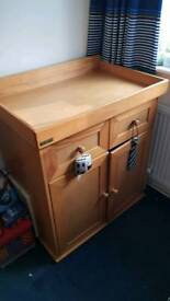 East Coast wooden dresser