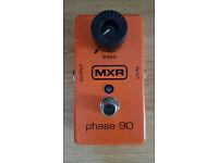 MXR Phase 90 - Guitar Pedal.