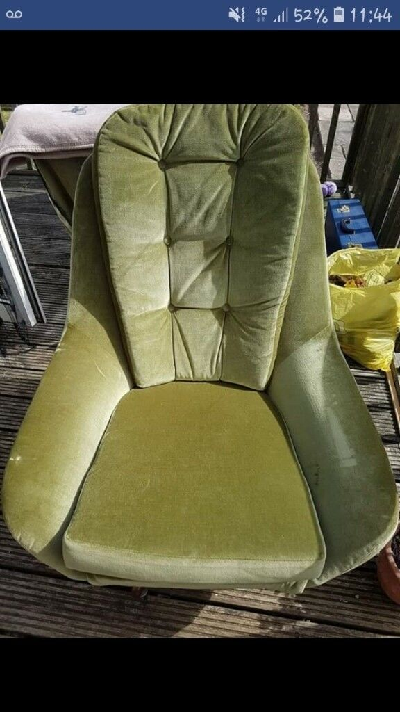 70s Egg Chair In Killamarsh South Yorkshire Gumtree